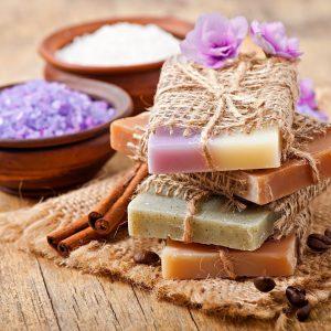 Наборы парфюмированного мыла
